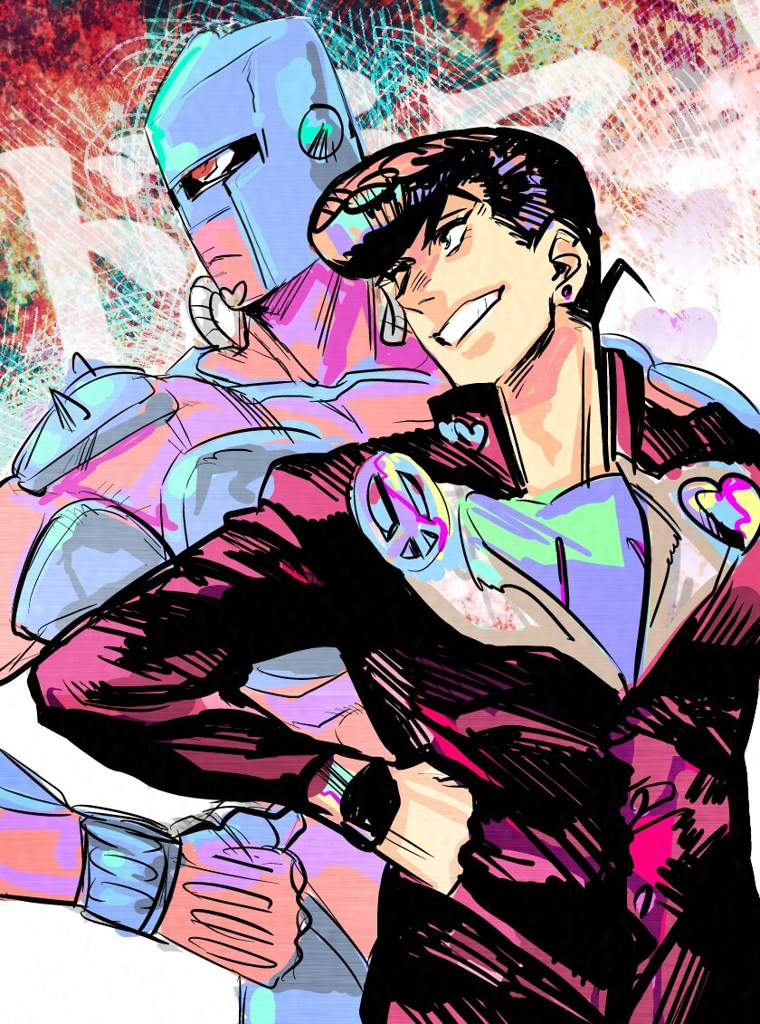 What If Crazy Diamond Was Over Heaven Jojo Amino Amino In the midst of that, your power is kinder than anything else. what if crazy diamond was over heaven