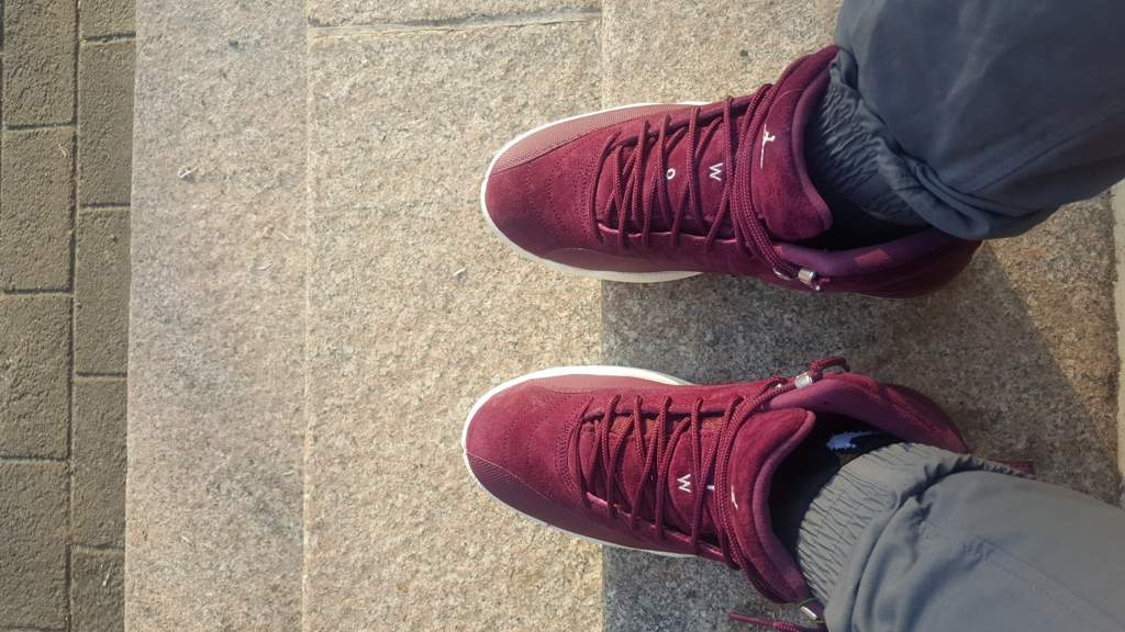 new styles d9acc f4475 KOTD: Maroon 12s | Sneakerheads Amino