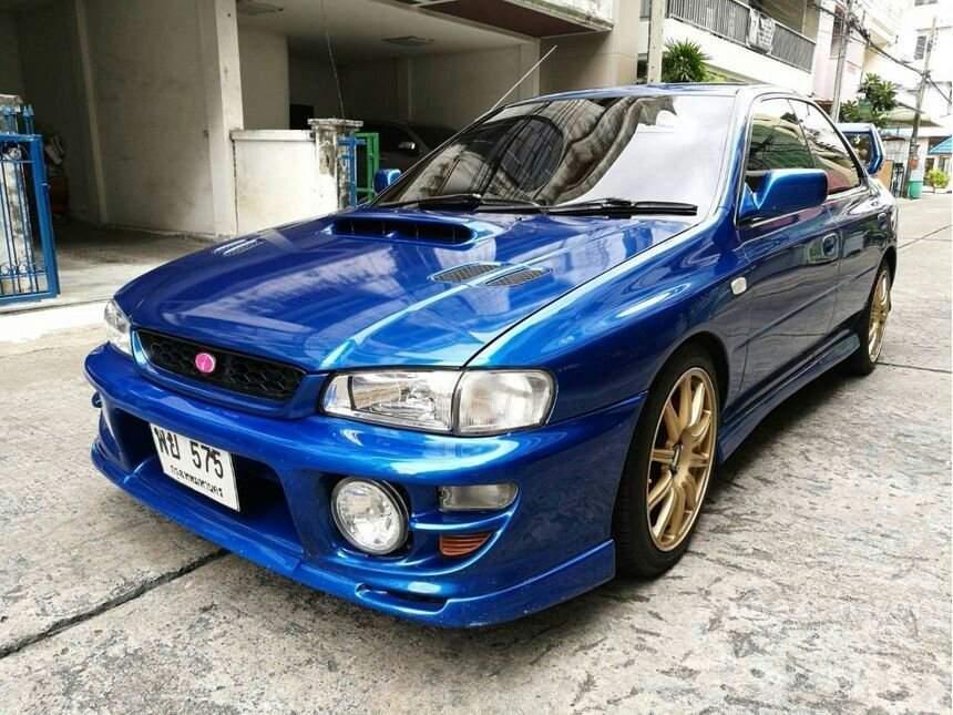 Iconos del JDM parte 2: Subaru Impreza WRX STI | Mundo Motor Amino