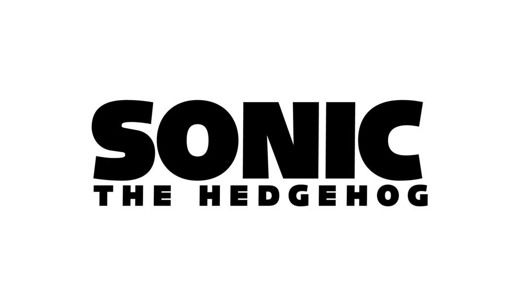 Sonic Logo Template Sonic The Hedgehog Amino