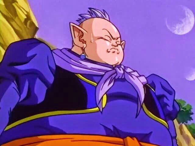 Sagrado Senhor Kaioh - Dragon Ball Z