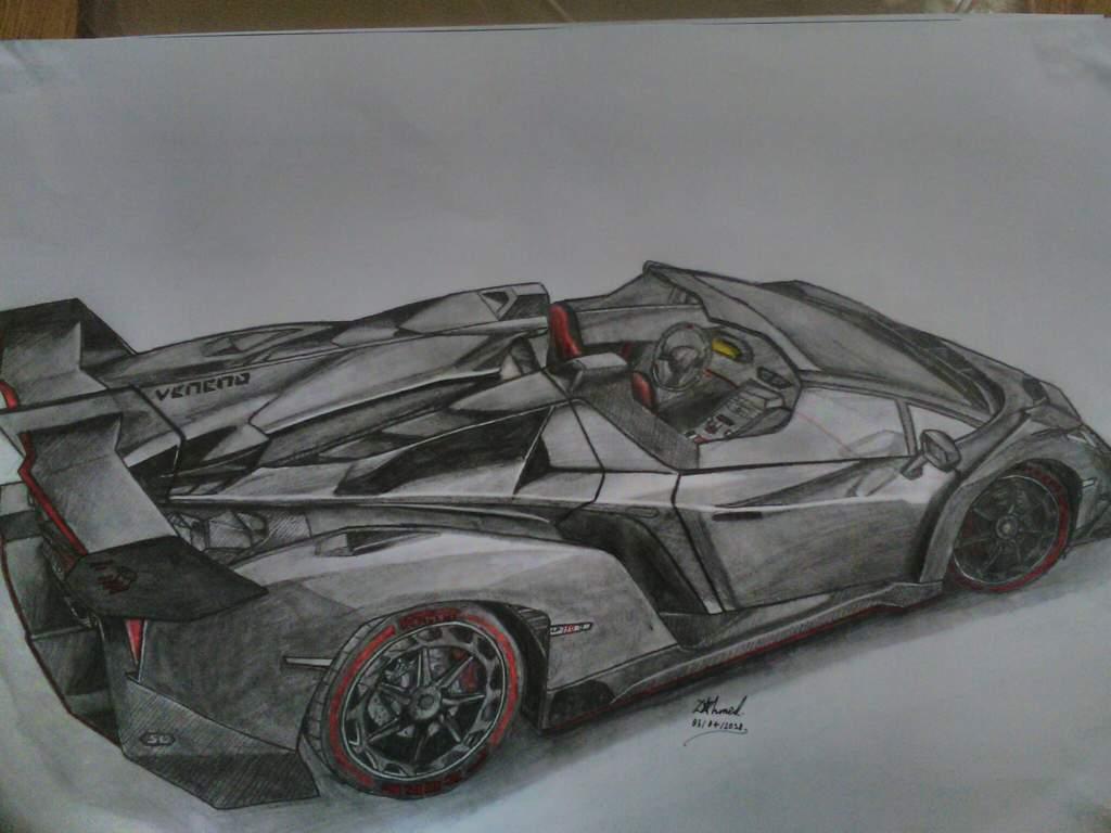 Veneno Drawing