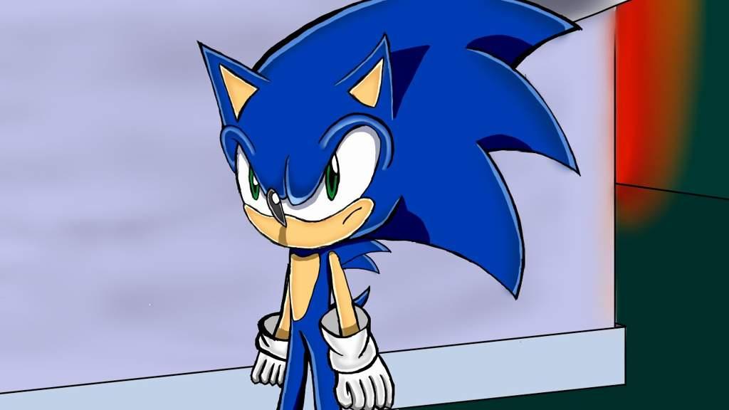 Sonic Adventure Style 2 0 Sonic The Hedgehog Amino