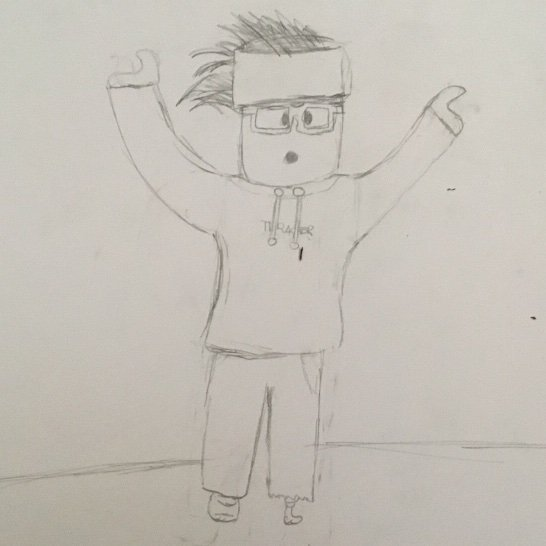 Drawn Boy Roblox Characters Roblox Boy Drawing Roblox Amino