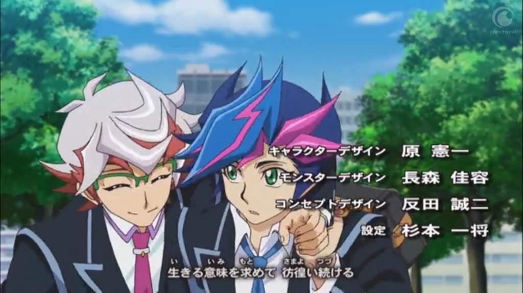Yu-Gi-Oh! VRAINS Opening 2 & Ending 3 Analysis | Duel Amino