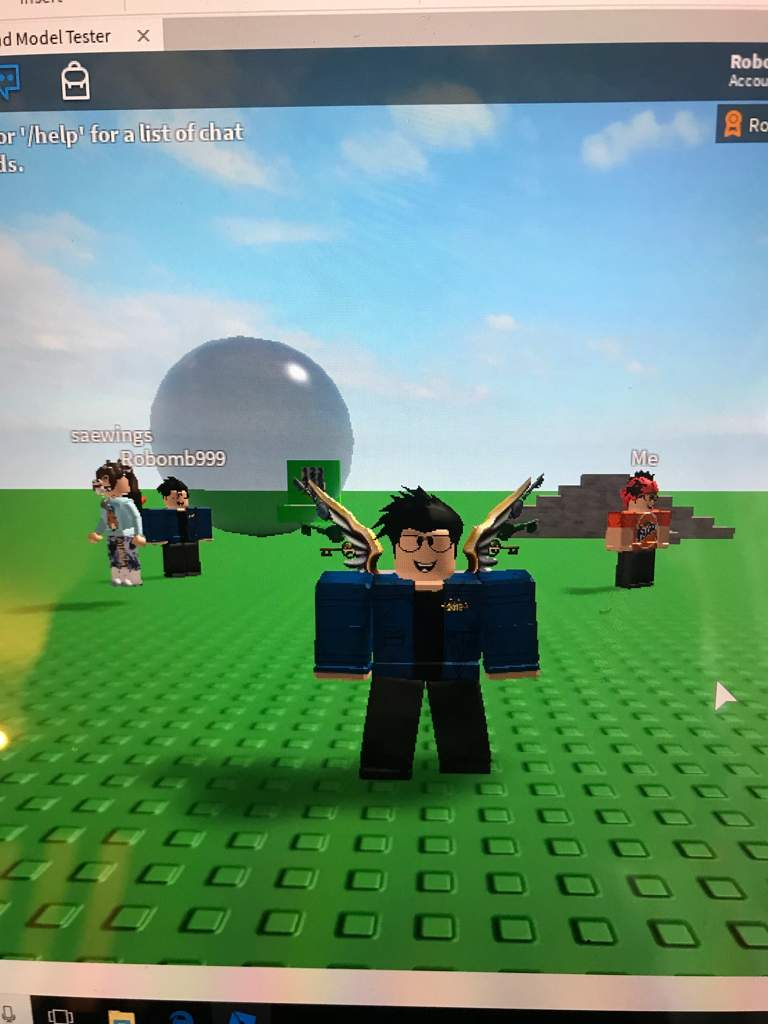 Roblox Studio: Make a Model of Yourself and Others | Roblox
