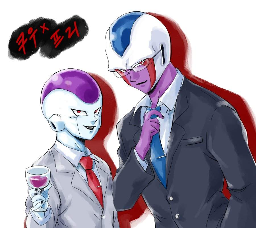Cooler And Frieza Sings Show Me The Meaning Of Been Lonely