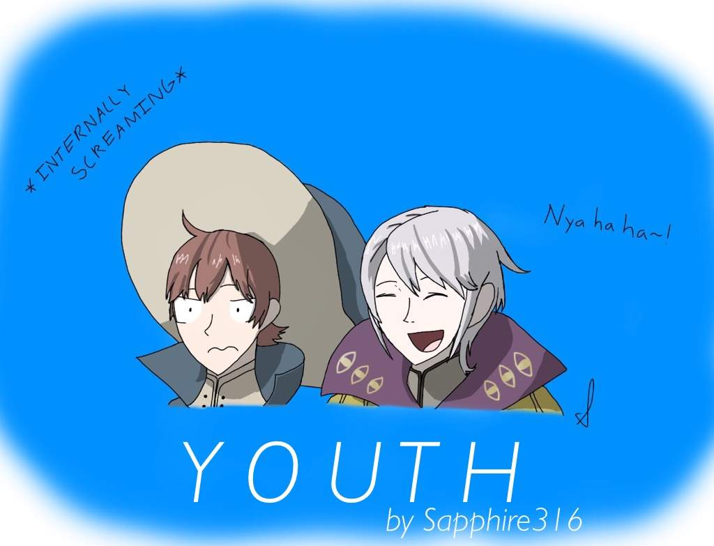 Fanfic] Youth ~ Chapter One | Fire Emblem Amino
