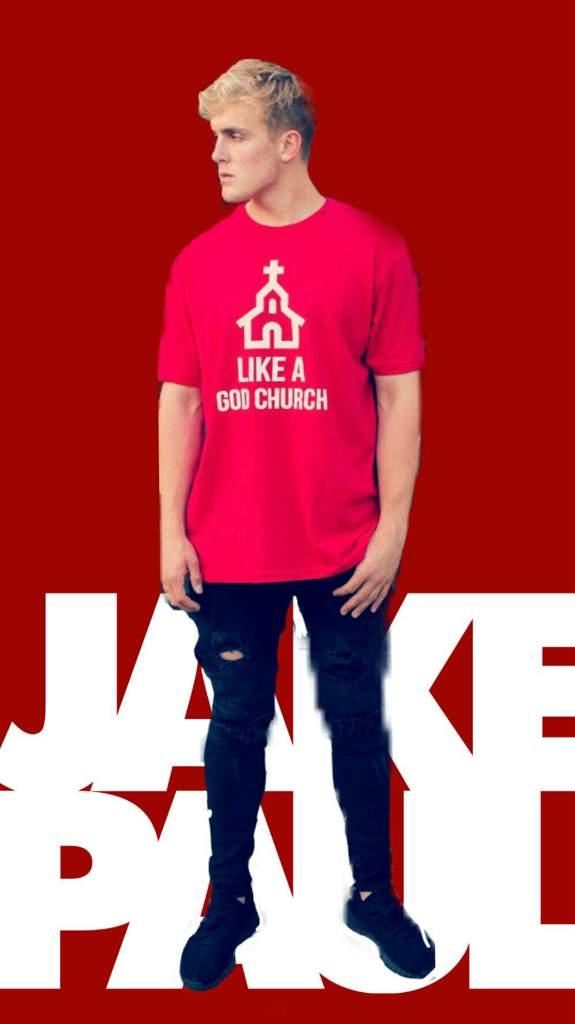 Jake paul wallpaper by me ...