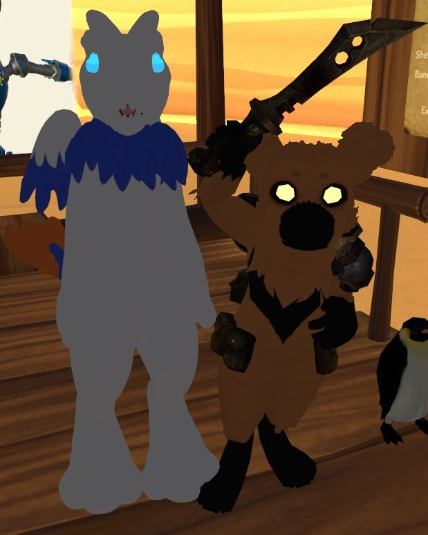 I MET TELEPHONE ON VRCHAT!!! | Furry Amino