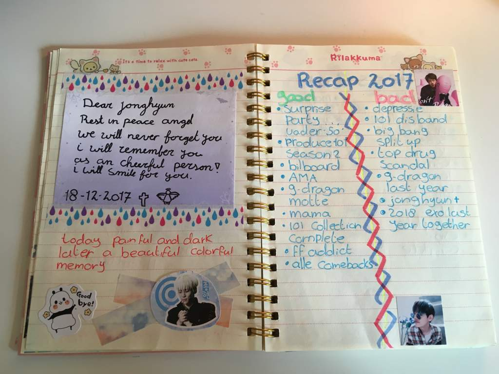 Kpop Journal Ideas K Pop Amino