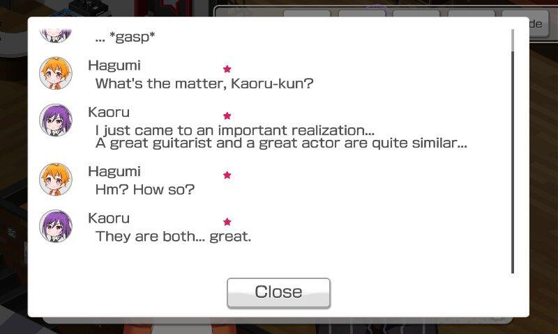 Kaoru Is My Mood Bang Dream Amino