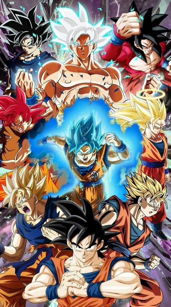 Epic Goku Wallpaper Dragonballz Amino
