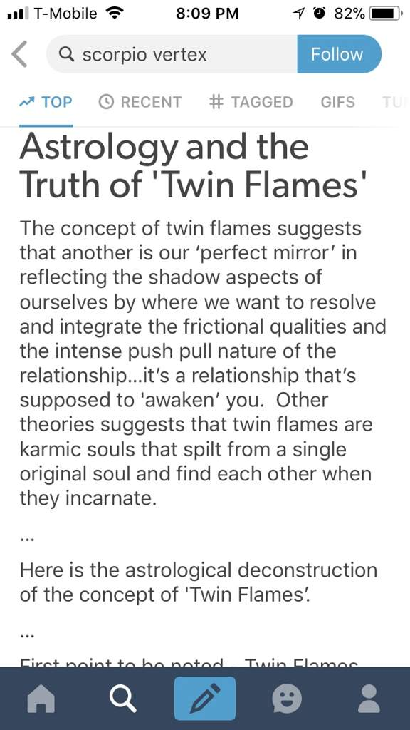 twin flames astrology