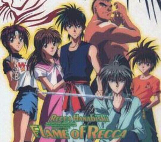 9 Dragon Flame Of Recca Dragons: شعلة ريكا🔥
