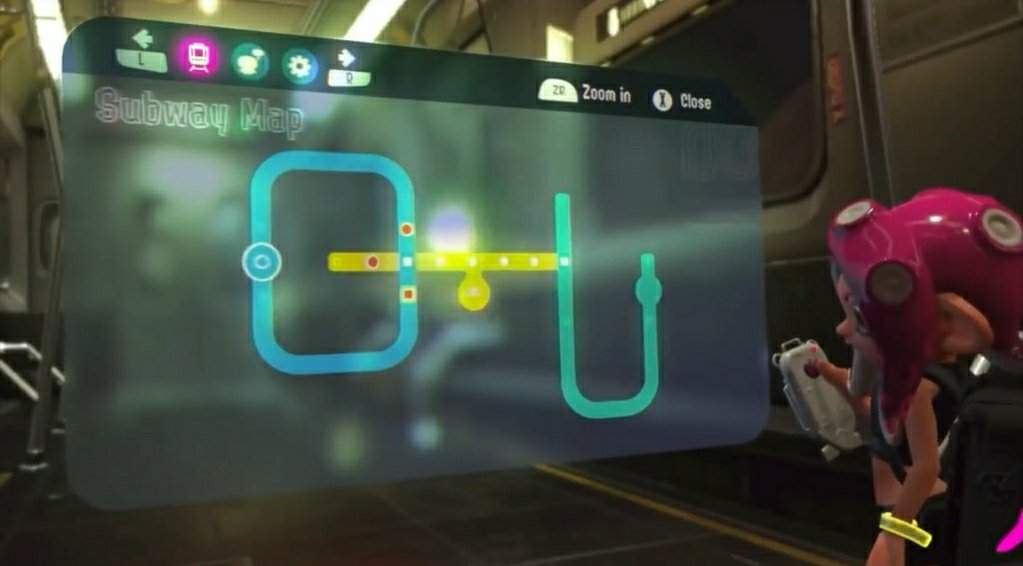 Octo Expansion Subway Map.An Octo Expansion Theory Splatoon2 Amino