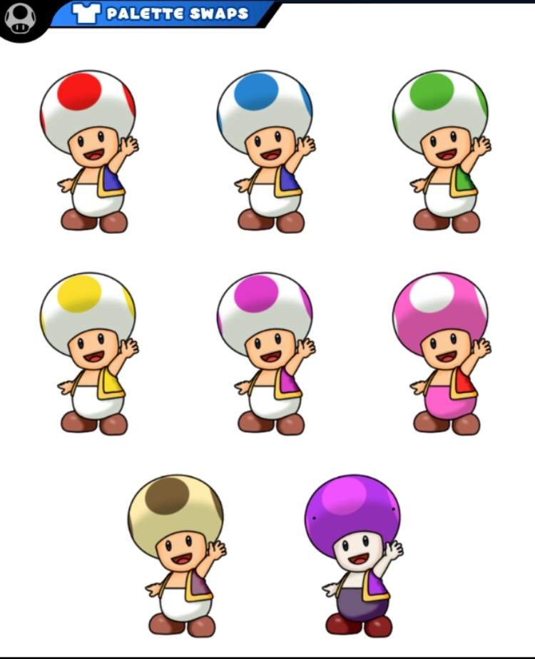 Why Toad Should Be In Smash Bros Mario Amino