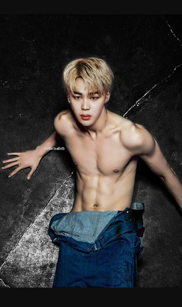 Sexxy Jimin Ah Looking More Hot Than I Thought