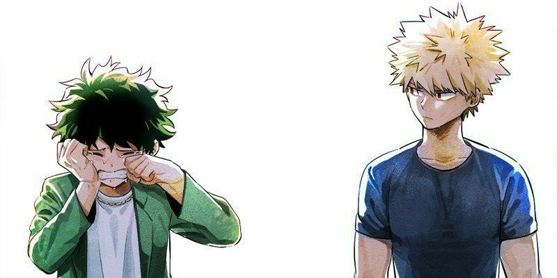 Reasons Why I Don't Ship BakuDeku | Mix Media Amino