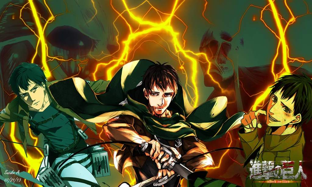 My Fav Aot Wallpaper Pics Anime Amino
