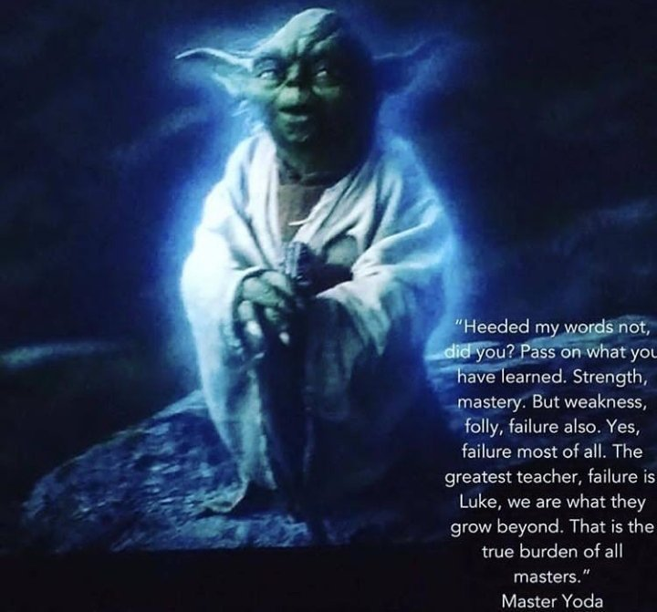 My Favourite Quotes From Tlj Star Wars Amino