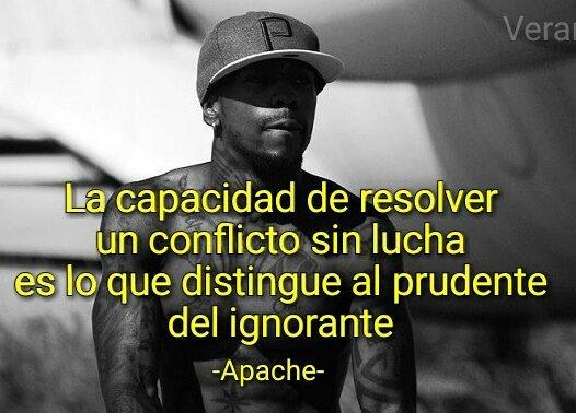 Apache Frases Rap 2 Anime Amino
