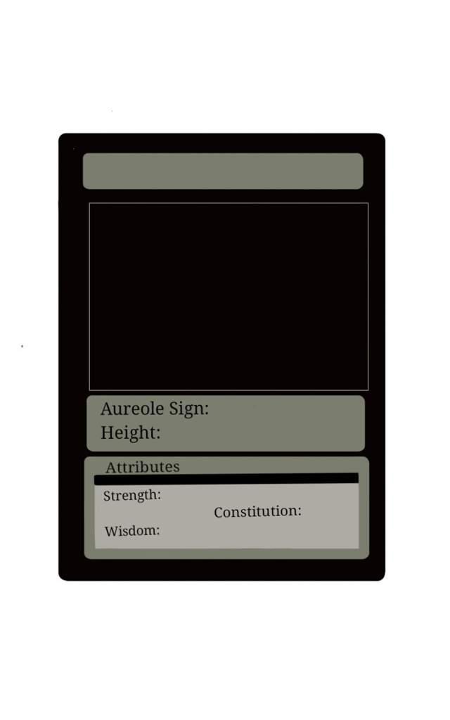 Trading Card Template | SVTFOE Amino