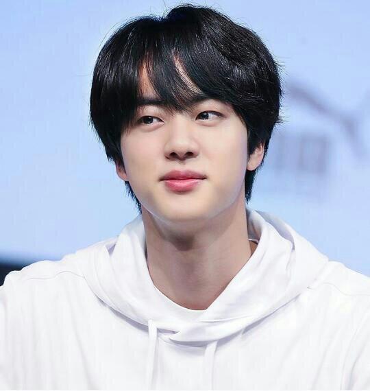 Resultado de imagen para Jin cabello negro
