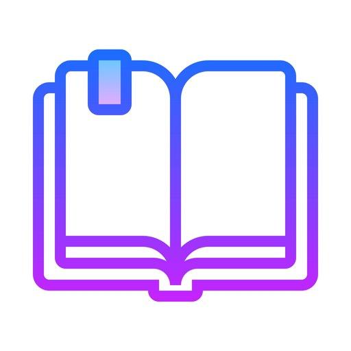 open book icon - HD1600×1600