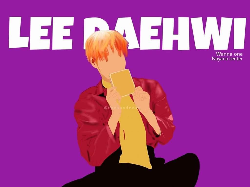 Daehwi Fan Art Wanna One 워너원 Amino