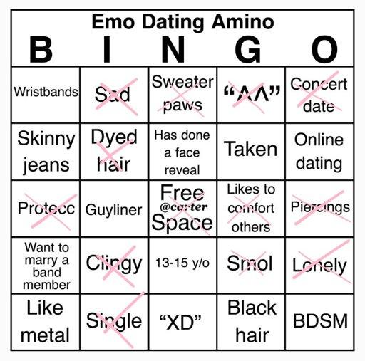 Emo dating σε απευθείας σύνδεση