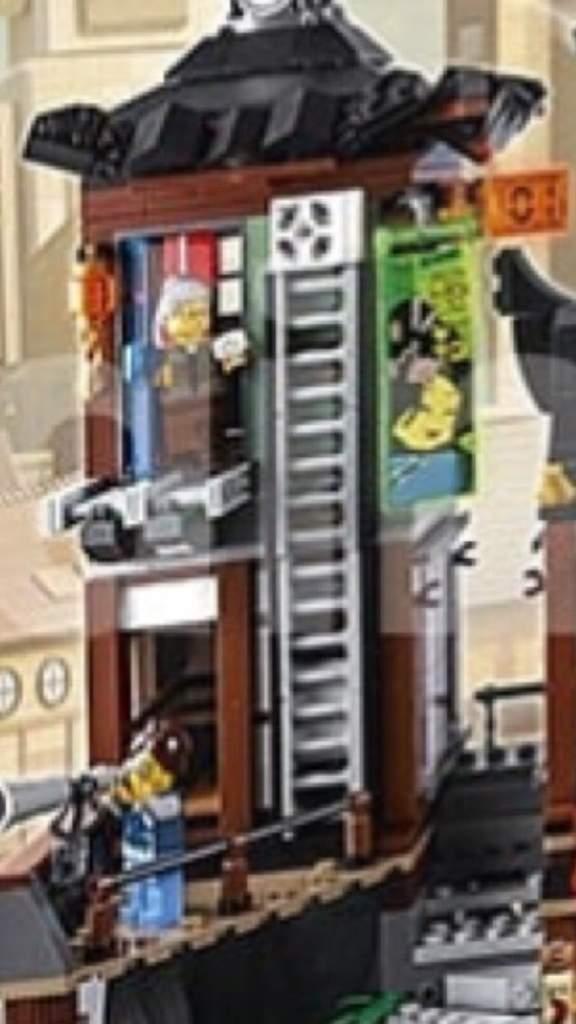 First Look Ninjago City Docks Lego Amino