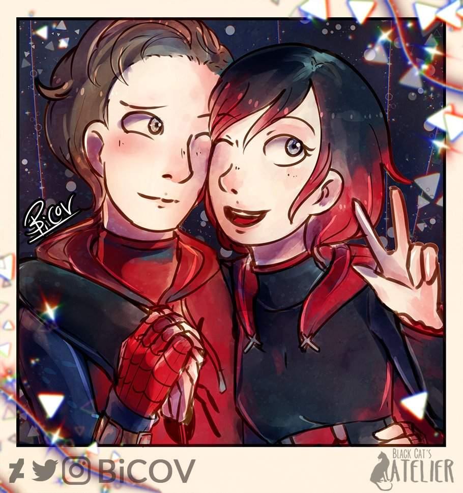 Spider-Rose   RWBY Amino