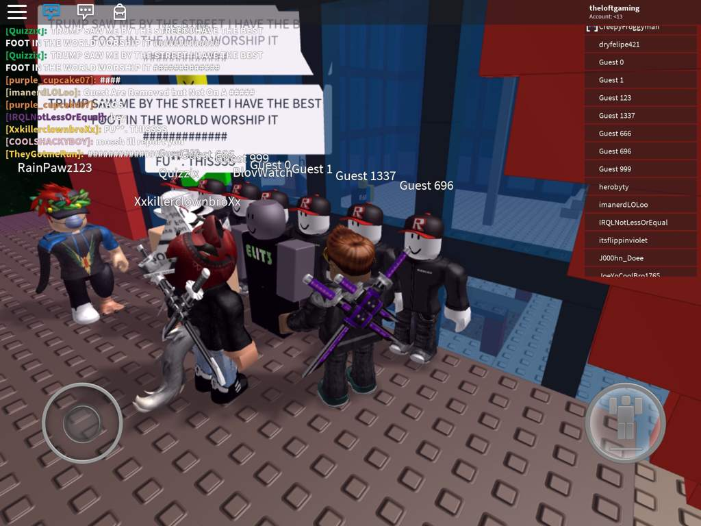 Meet My Best Friend Hes Name Is Guest 666 Roblox I Found Guest 666 Roblox Amino