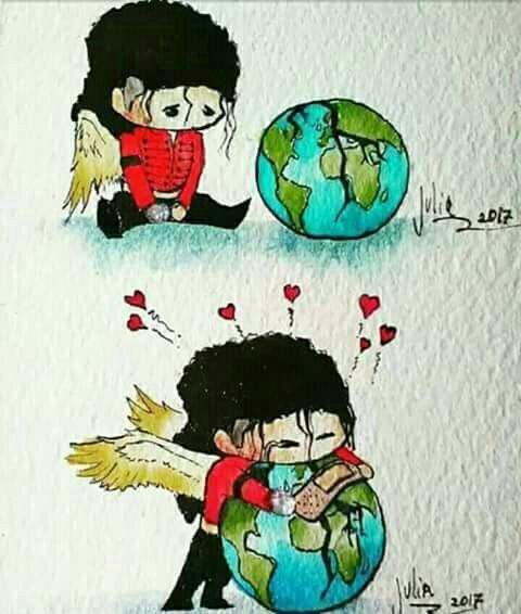 Planeta Tierra Poema Por Michael Jackson Madre