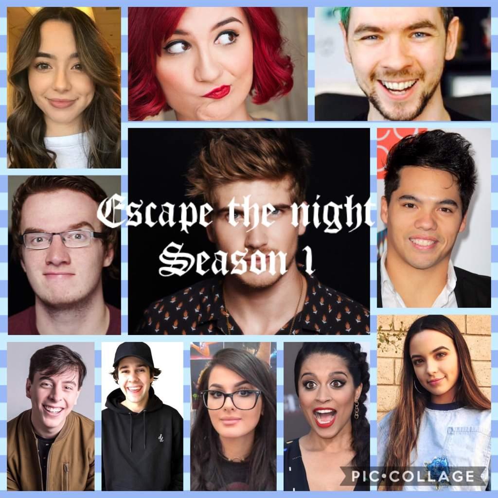 Escape the night Season one The Gem Ritual | -Escape The