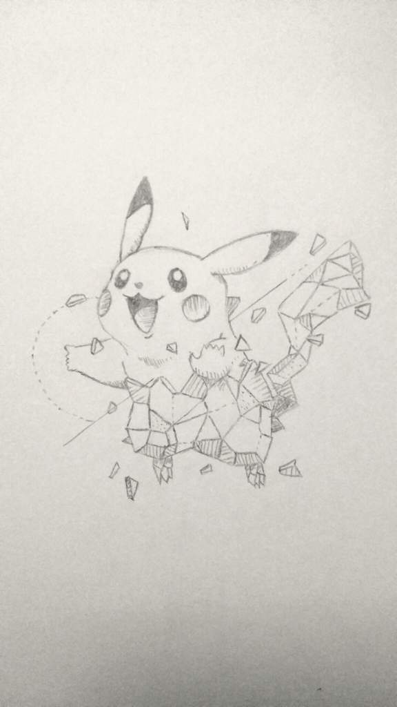 Trying To Do Geometric Animals Drawing Amino