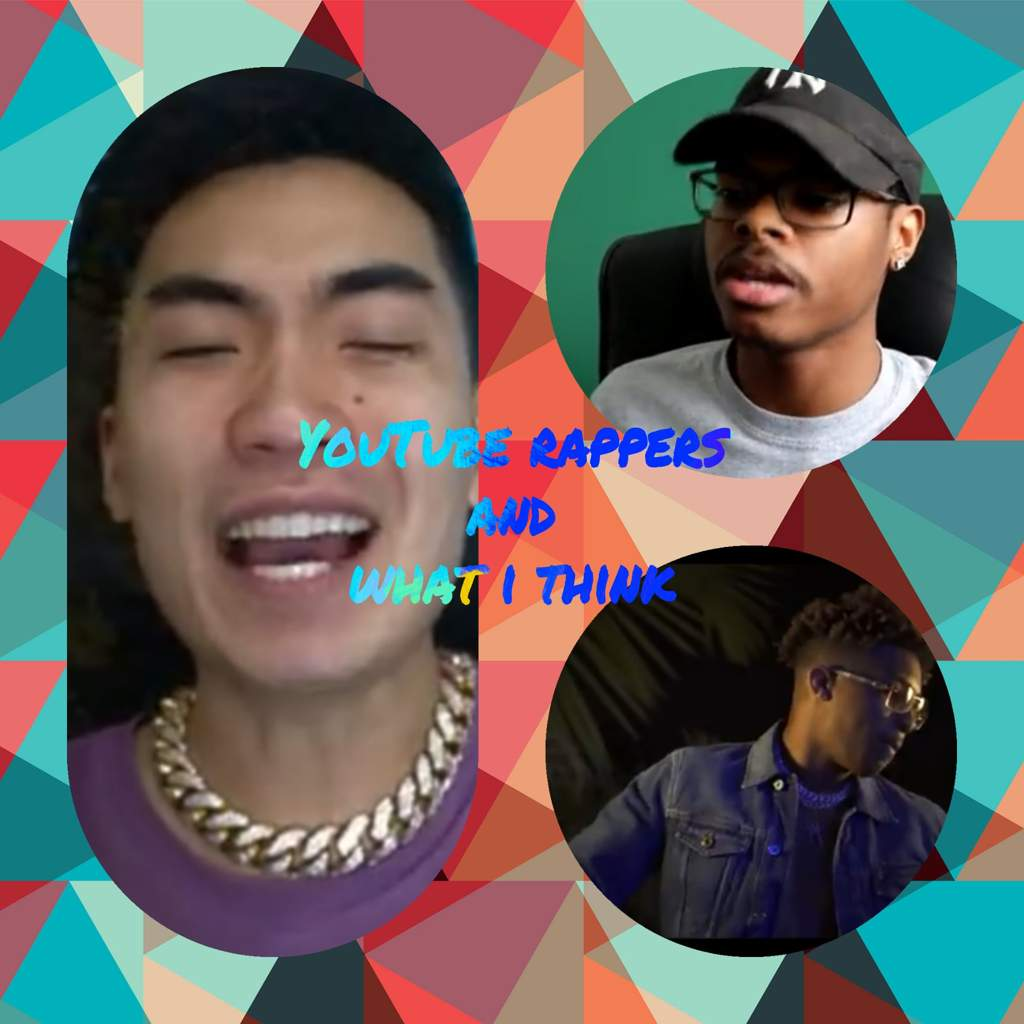 YouTube rappers and what i think | Rap & Hip-Hop Amino