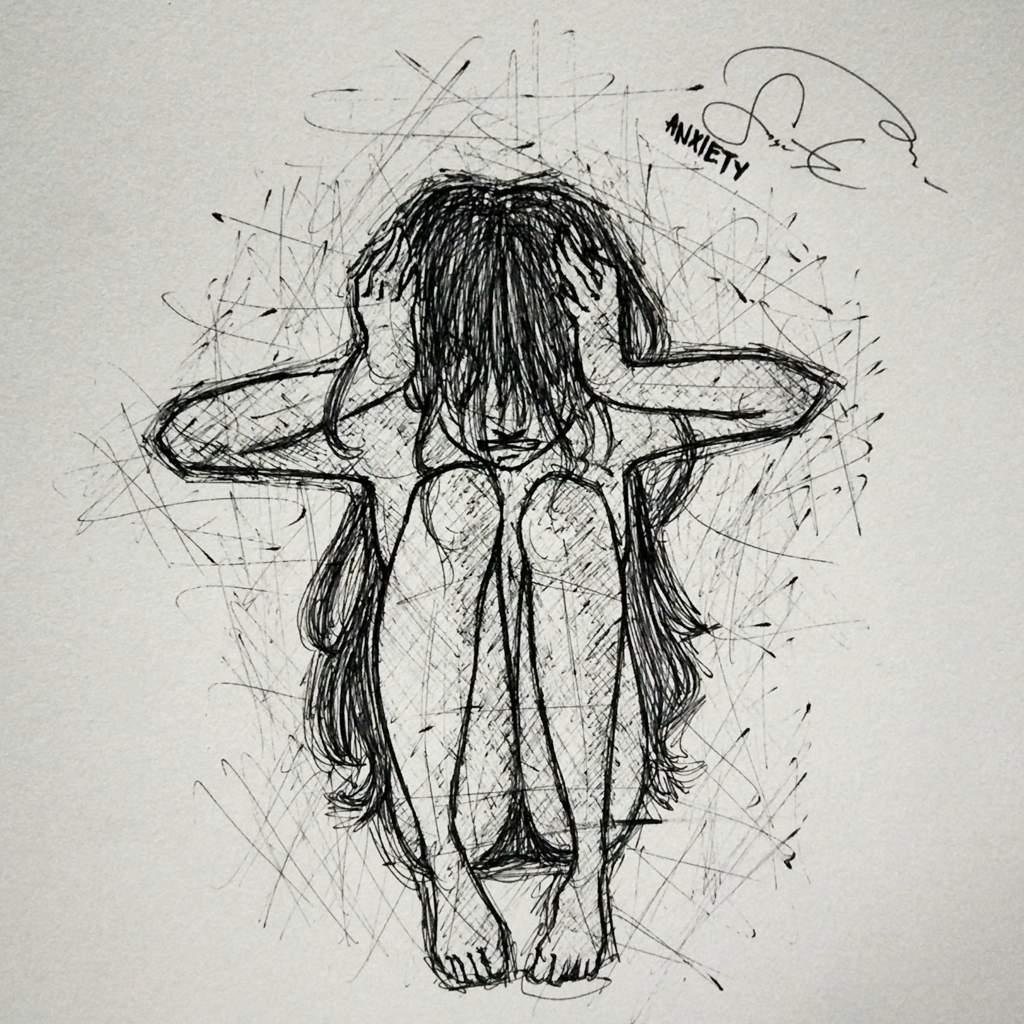 Anxiety Arts And Ocs Amino