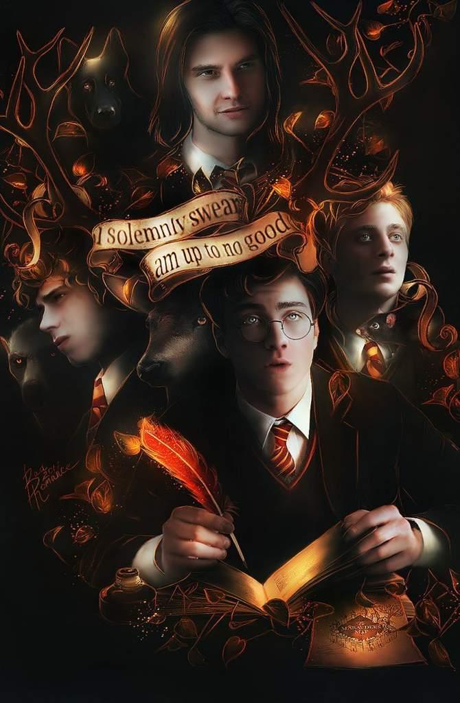Marauders By Bxromance Deviantart Harry Potter Amino