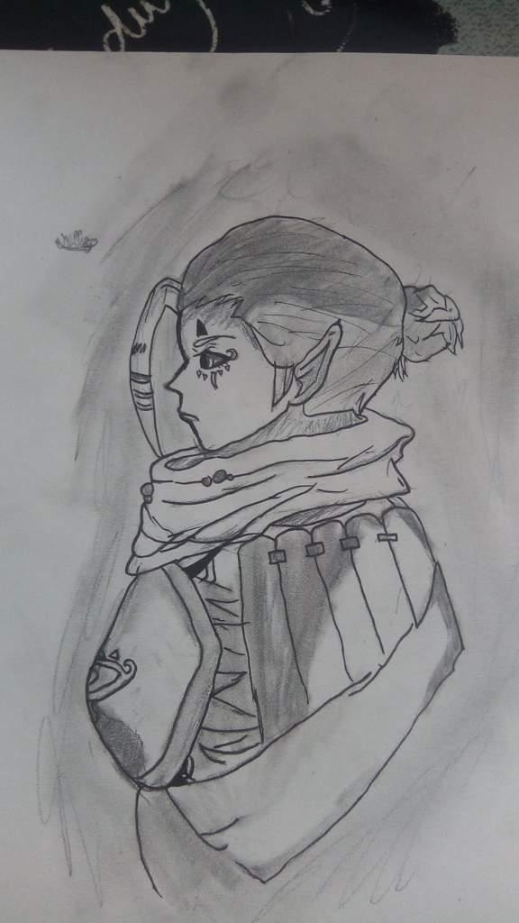 Dessin Impa The Legend Of Zelda Francais Amino