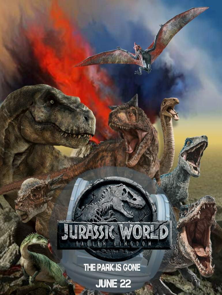 Jurassic World: Fallen Kingdom 2018 Download Full Movie In HD