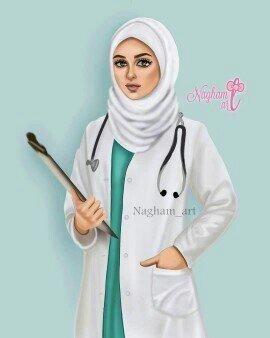 دكتوره وكذا | حيدر ومريم Amino