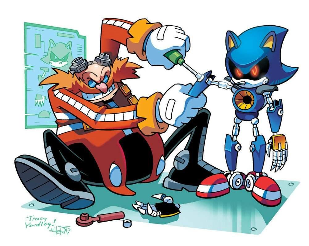 Eggman X Metal Sonic 6 Silly Ships Sonic The Hedgehog Amino