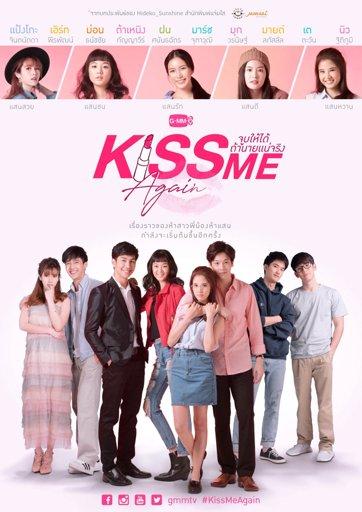 Kiss Me Again EngSub (2018) Thailand Drama - AsianVote | ~BL•Drama