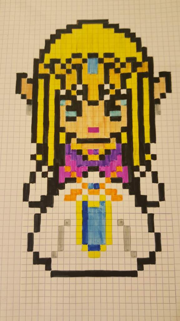 Zelda Pixel Art The Legend Of Zelda Français Amino