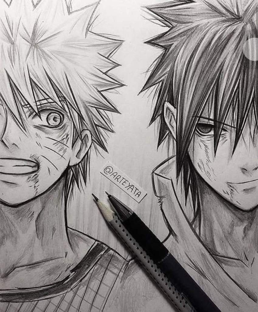 Check out this huy his naruto drawings are awesome
