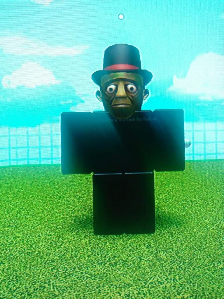 Top 5 Creepiest Roblox Hats Roblox Amino