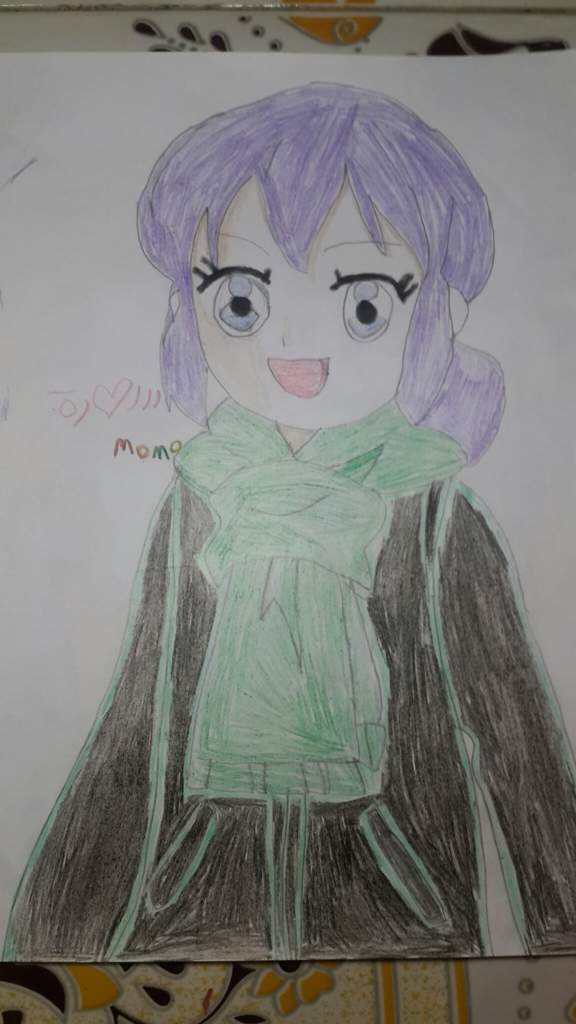 STR MOMO   الفن والرسم Amino