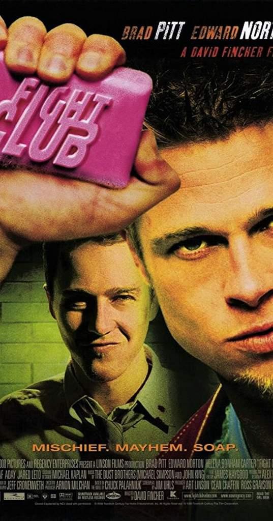 Frase de cine: The Fight Club | Historia Del Arte Amino